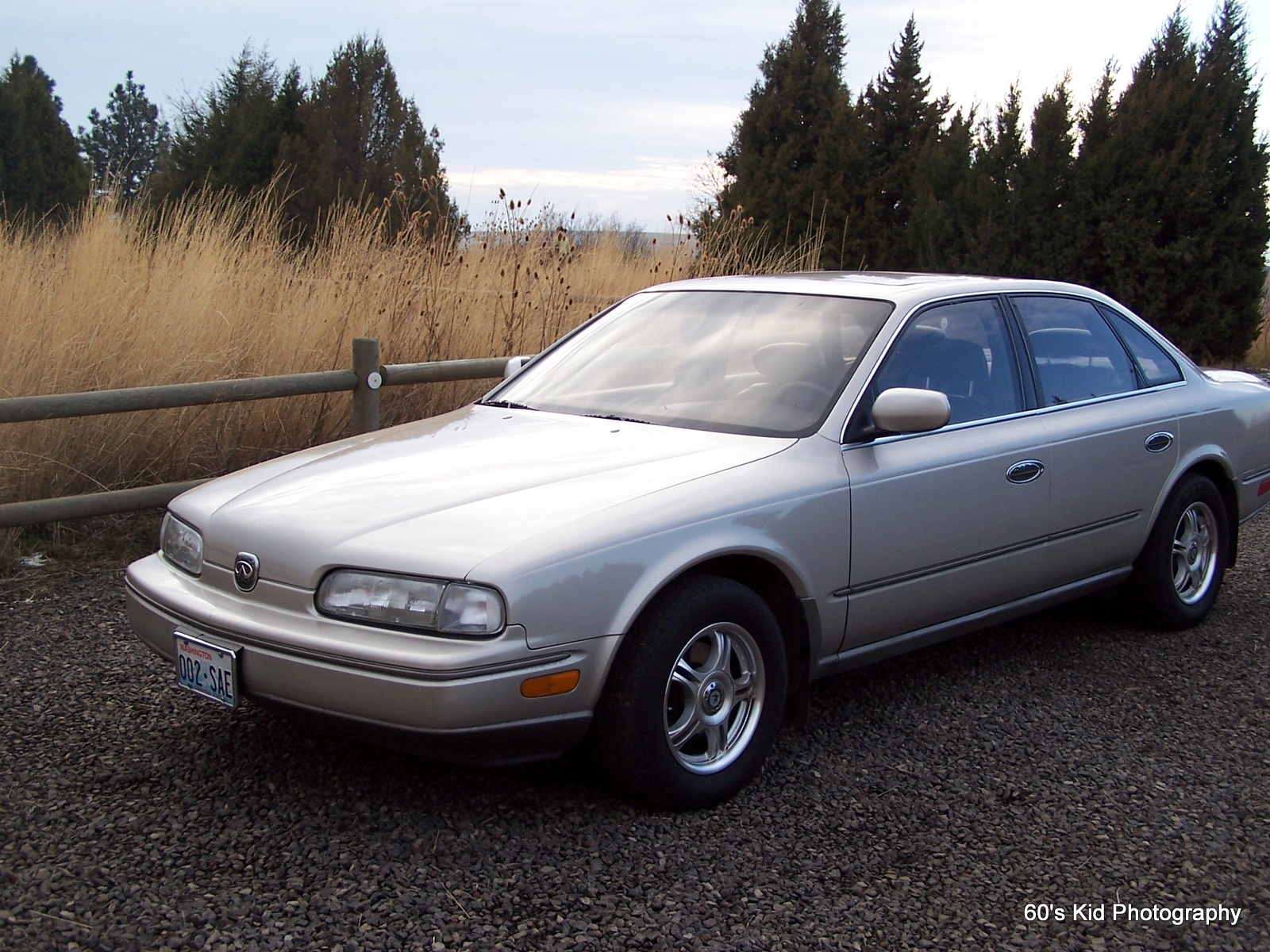 Japanese Classic: 1990 Infiniti Q45 For Sale « Car And ...