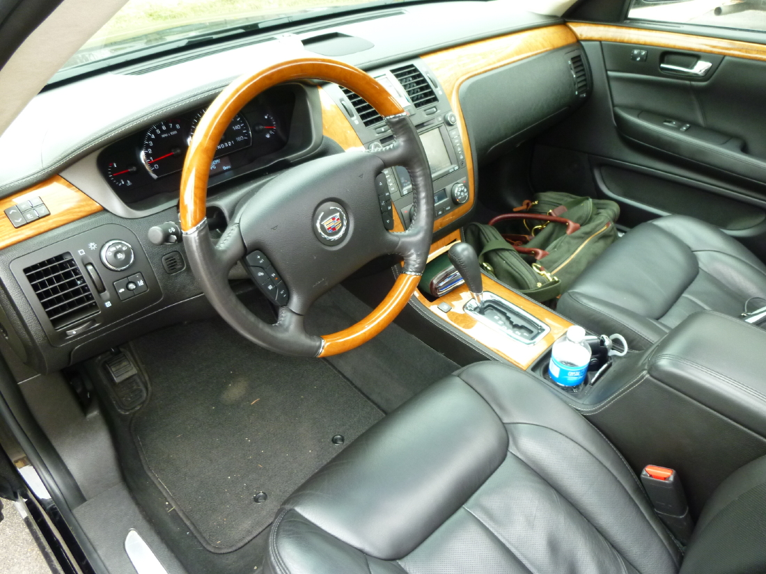 review 2008 cadillac dts platinum car and truck reviews. Black Bedroom Furniture Sets. Home Design Ideas