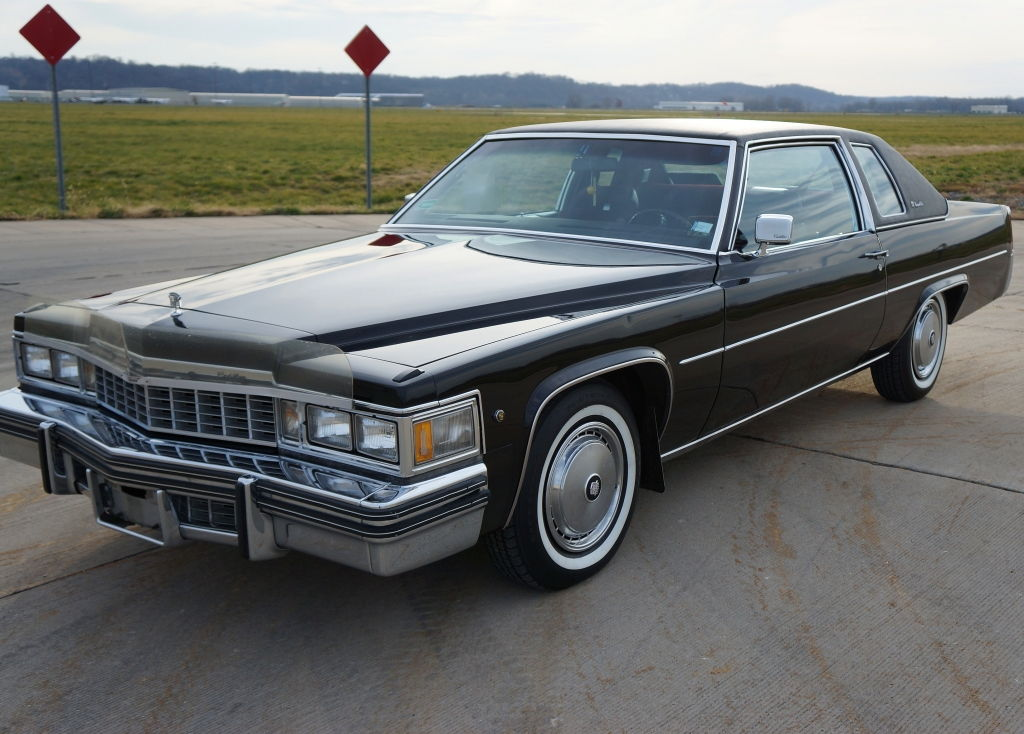 review and video 1977 cadillac coupe deville car and truck reviews. Cars Review. Best American Auto & Cars Review