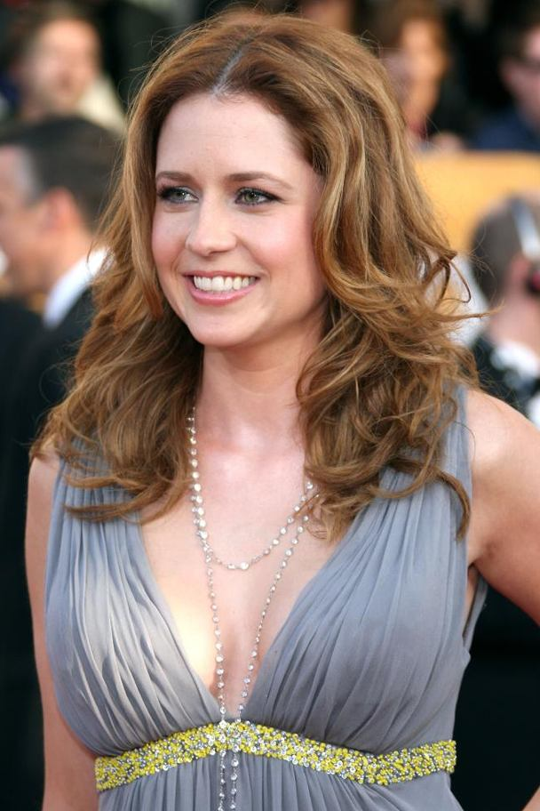 Think, that the office pam jenna fischer fakes think