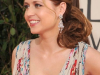jenna fischer at golden globes
