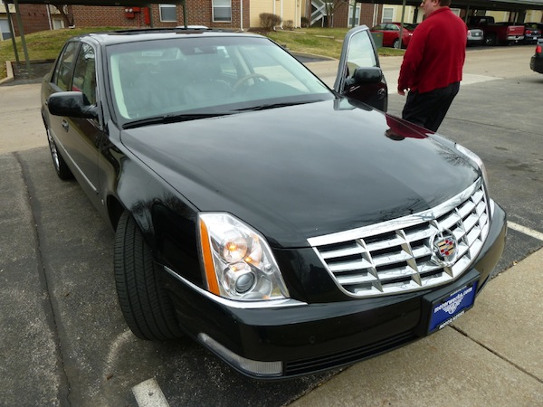 Review: 2008 Cadillac DTS Platinum - Nissan Forum | Nissan Forums