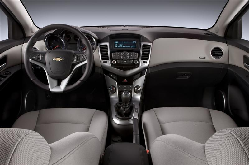 2011 chevy cruze eco gets 50mpg no hybrids no electrics car and truck reviews reviews. Black Bedroom Furniture Sets. Home Design Ideas