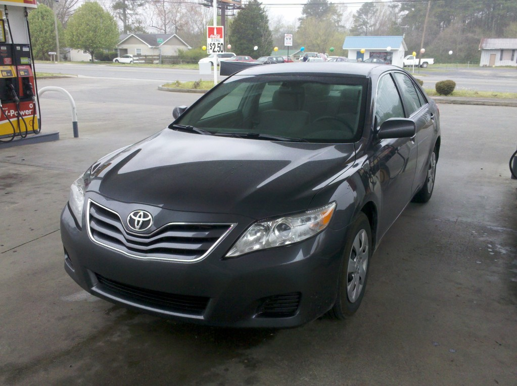 Review: 2011 Toyota Camry. March 31, 2011 Jesda No Comments. My ...
