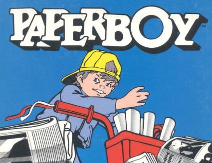 El PRIMER Videojuego que jugaste en tu vida Paperboy_oldschool