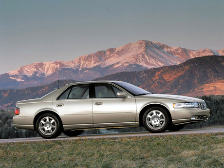2005 Cadillac Sts Sae 100. Cadillac STS with Images