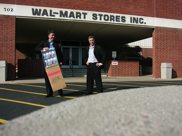 the wal mart effect essay The american economy and wal mart the effect of wal-mart's if you are the original writer of this essay and no longer wish to have the essay.