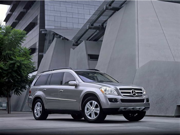 Review and comparison 2011 mercedes benz gl450 vs 2011 for Mercedes benz 2007 gl450 accessories