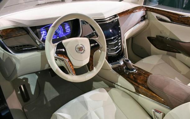 Wpid 2012 Cadillac Xts Concept Interior 610x381 2011