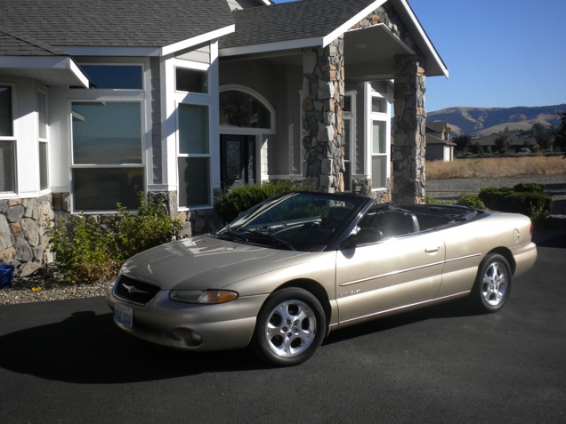 Chrysler sebring convertible forum