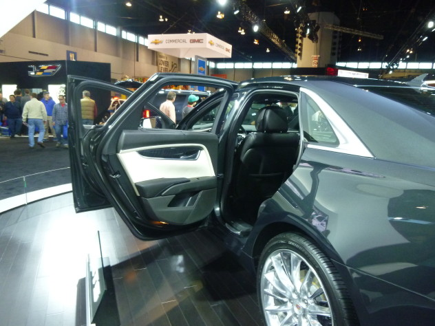 2012 Chicago Auto Show Part 2: Cadillac « History, Attractions, Museums « Travel « JESDA.COM