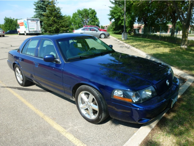 Review 2003 mercury marauder