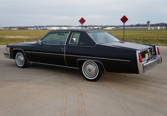 Review and Video: 1977 Cadillac Coupe Deville « Car And Truck ...